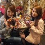 ギャレットポップコーン 名古屋 待ち時間と場所  -遊び-